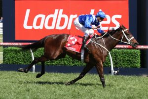 2017 Turnbull Stakes Results: Winx Wins
