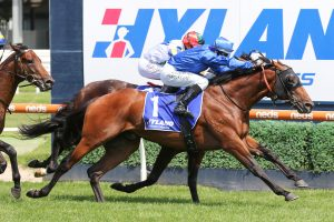Microphone has plenty of options after Autumn Stakes win