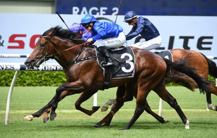 2021 Caulfield Guineas Nominations: Anamoe Leads All-In Betting