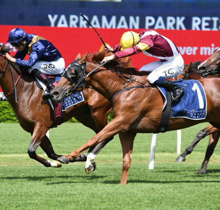 2021 Reisling Stakes Results: Glistening Golden Slipper Hope