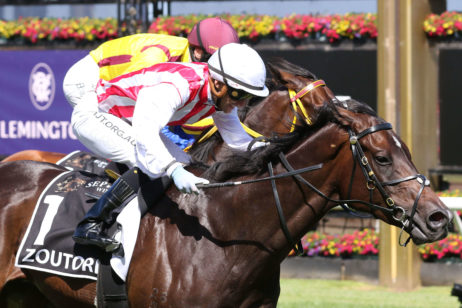 2021 Newmarket Handicap Results: Zoutori Carries Topweight to Victory