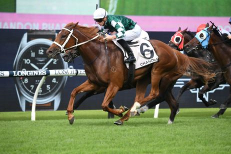 Phar Lap Stakes 2021 Results: Waller Wins Another with Hungry Heart