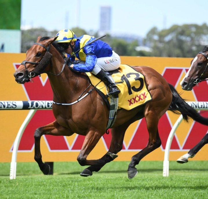Favorite Moon Set to Rise in Sydney Cup 2021: Field & Odds