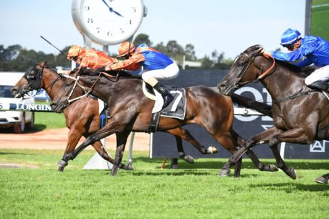 2021 George Ryder Stakes Results: Think It Over Into Doncaster