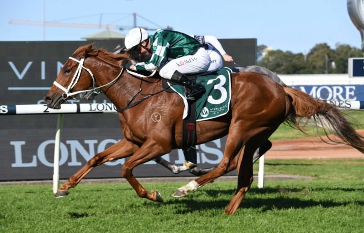 2021 Vinery Stud Stakes Results: Hungry Heart Runs Down Harmony Rose