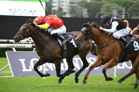 2021 Arrowfield 3YO Sprint Results: Wild Ruler Holds Off Isotope