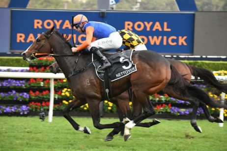 2021 Queen Of The Turf Stakes Winner Nettoyer Back in Form