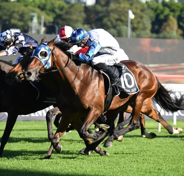 Explosive Jack Tops 2021 South Australian Derby Field & Odds