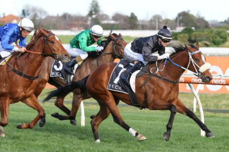 2021 Quezette Stakes Winner Gimmie Par Hands Moody 4th Win