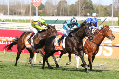 HDF McNeil Stakes Results 2021: Bruckner Beats Artorius on Way to Coolmore