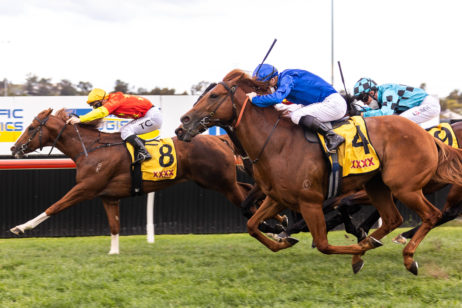 2021 San Domenico Stakes Results: In The Congo Beats Paulele