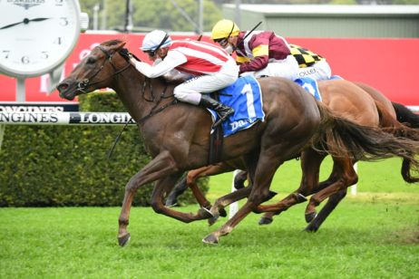 2021 Tea Rose Stakes Results: Flight Stakes Target For Winner Four Moves Ahead