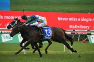 Never Been Kissed (Photo: Steve Hart) | Races.com.au