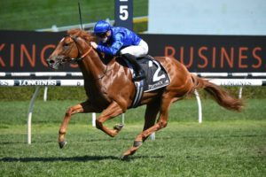 The Everest, Coolmore Stud Stakes Both Options for Roman Consul Winner Paulele