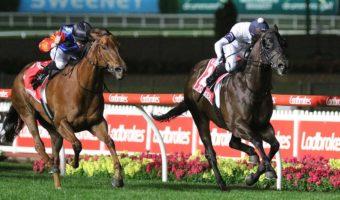 2021 Manikato Stakes Results: Jonker Beats Bella Nipotina
