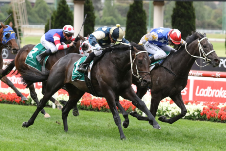 2021 Moonee Valley Vase Results: Winner Forgot You New Victoria Derby Favourite