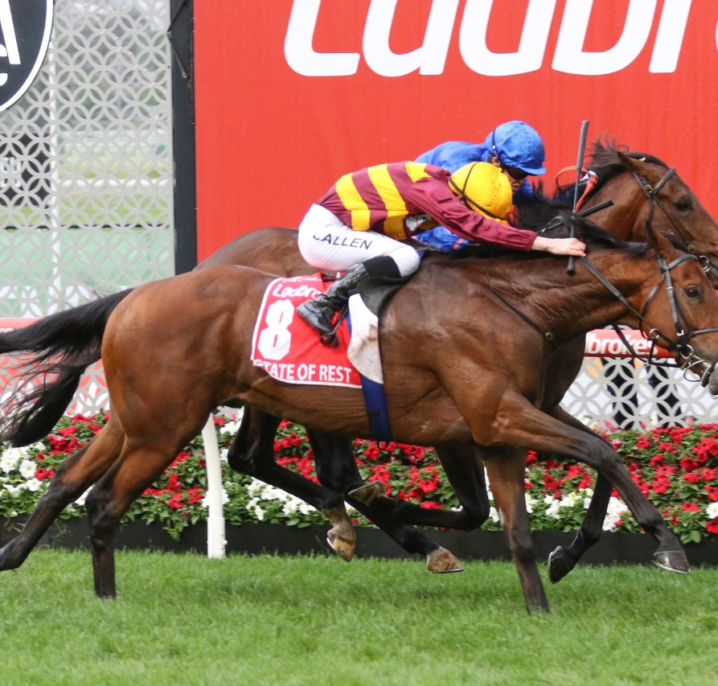 2021 Cox Plate Results: Irish Raider State Of Rest Holds Off Anamoe, Survives Protest