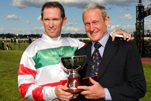 Glyn Schofield and John McNair