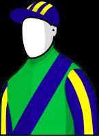 Lucia Valentina 2014 Melbourne Cup Jockey Silks