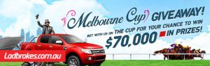 Melbourne Cup Giveaway