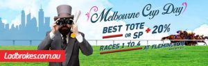 Melbourne Cup Day Special