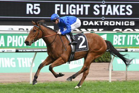 2018 Doncaster Mile Calls for Alizee