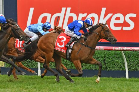 2018 Blue Diamond Fillies Prelude Winner Enbihaar for Lindsay Park