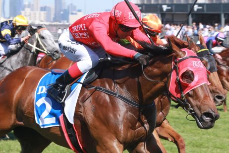 2018 Newmarket Handicap First Acceptances Missing Redzel