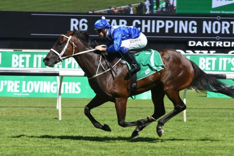 Heavy Track for Winx on 2018 Golden Slipper Day: Rosehill Scratchings