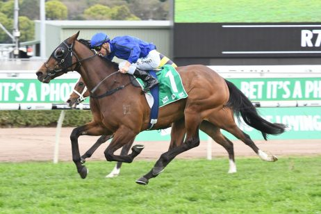 Happy Clapper Chases Winx Double in Doncaster Mile 2018