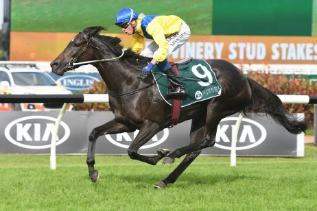 2018 Vinery Stud Stakes Results: Winner Hiyaam Onto ATC Oaks