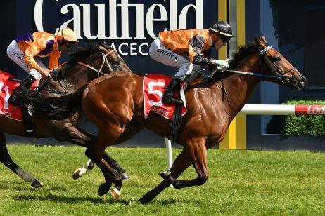 Legless Veuve Best Fresh in Robert Sangster Stakes 2018