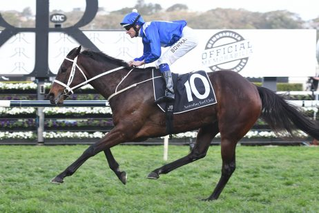 Weather fine, track good, Winx ticks all the boxes for 2018 Cox Plate