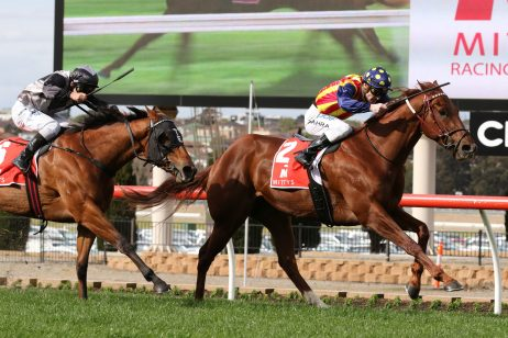 2018 McEwen Stakes – Close Call for Everest Bound Nature Strip