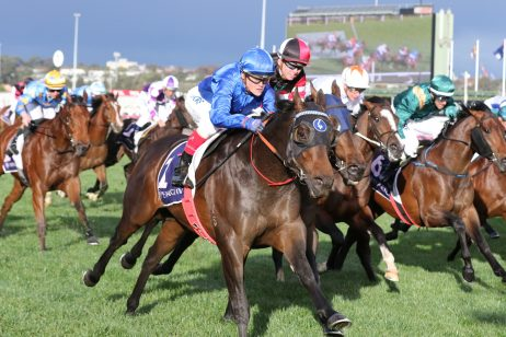 Godolphin's Encryption Eyes Coolmore Following Danehill Stakes Win