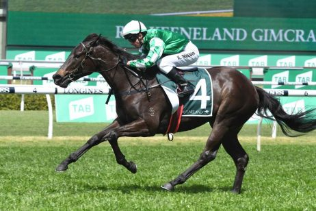 Catch Me Earns Snowden Stable Back-To-Back Gimcrack Wins