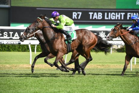 Nakeeta Jane Firms into Australian Oaks Favourtism