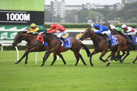Ball of Muscle Upsets Redzel on Way to The Galaxy