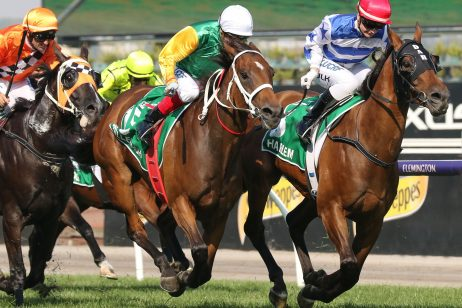 Harlem Claims Shock Back-to-Back Australian Cup Win