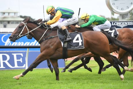 Maurice McCarten Stakes: Eddie Does it Easy on Way to The Galaxy