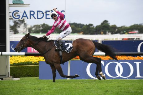 Dixie Blossoms Claims Group 1 Glory in Coolmore Classic