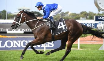 Sunday's Updated 2021 Winx Guineas Field & Odds