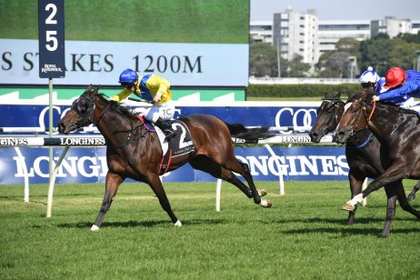 Snowden Trained Anaheed Wins the Percy Sykes Stakes