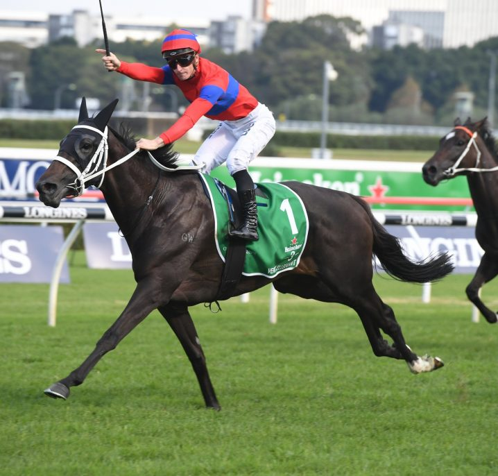 Away He Goes Out Of Melbourne Cup 2021: James McDonald Loses Ride