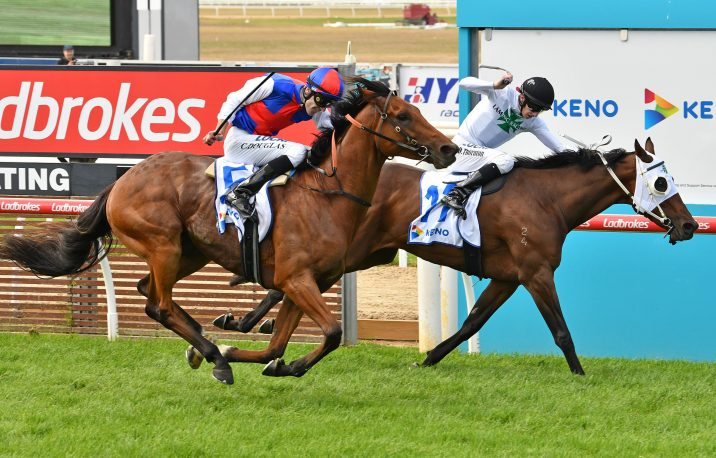Andrew Ramsden Winner Realm Of Flowers into 2021 Melbourne Cup Field