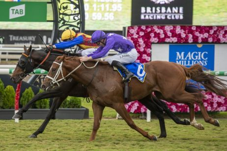 Caulfield Guineas Favourite Prince Fawaz Impresses Cummings