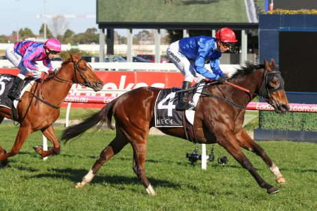 Quezette Stakes 2019 Winner Exhilarates in for Big Spring