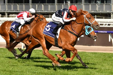 2019 Ladbrokes Caulfield Guineas Second Acceptances Leave 54