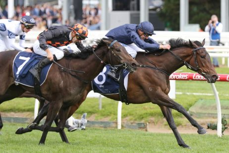 Ethereal Stakes Winner Gamy New VRC Oaks Betting Favourite