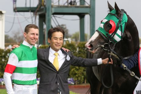 Hisashi Shimizu Backs Damian Lane to Get the Job Done on Melbourne Cup Favourite Mer De Glace